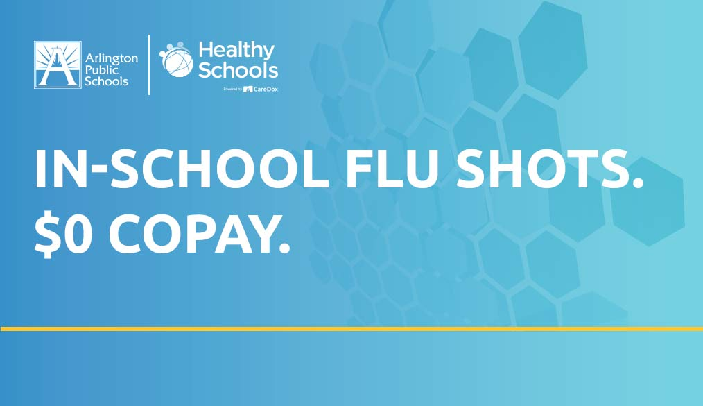 Free Flu Shots for All APS Students!