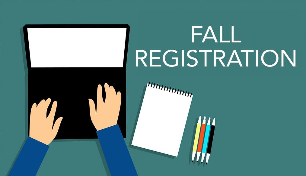Fall Registration for Langston