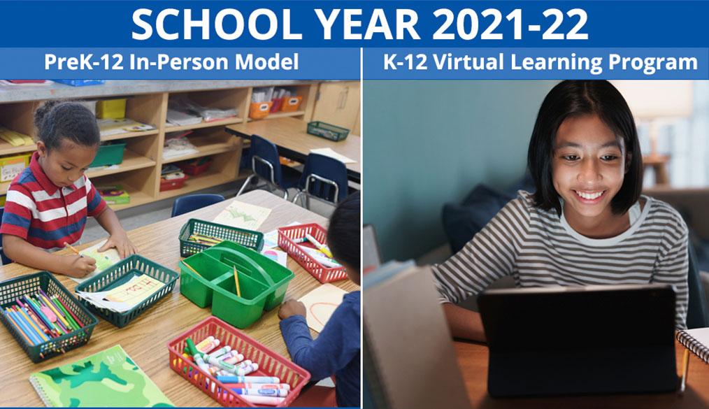 School Year 2021-22 Instructional Models